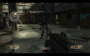 Mercenary Soldier