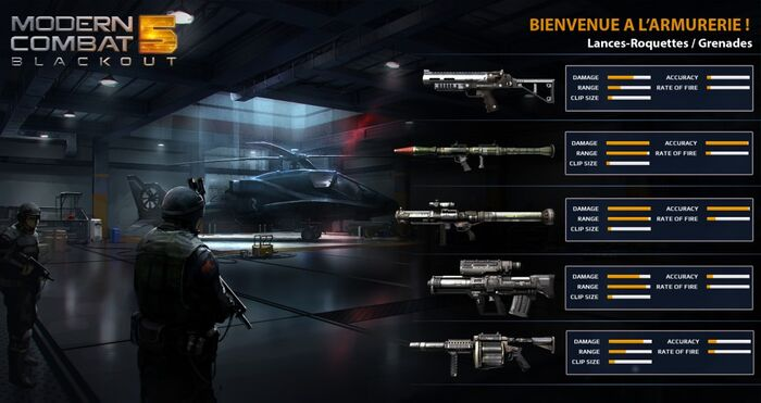 MC5 weapon stats - launchers