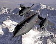 300px-Lockheed SR-71 Blackbird