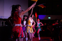 Momoclo Japan Media Arts Dortmund 2011