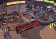 LaseRazor Assault tunnel strategy 2