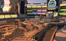 LaseRazor arena update