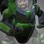 Blitz tank torso