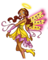 Angel's Friends - Uri in her Prism Fly Outfit - Profile Picture