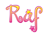 Angel's Friends - Raf - Character Profile Signature