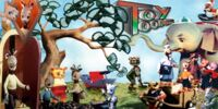 Toy Toons