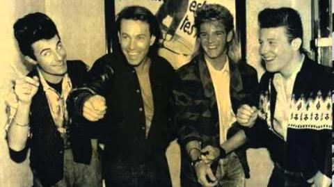New Monkees - Carlene (1987) pop rock