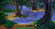 Monkey Island - Pond