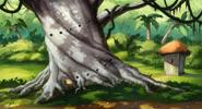 Booty Island - Big Tree