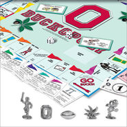 Buck Opoly accessories