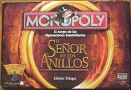 LotR Trilogy box Spain