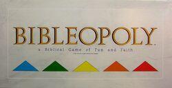 Biblopoly 1991 box