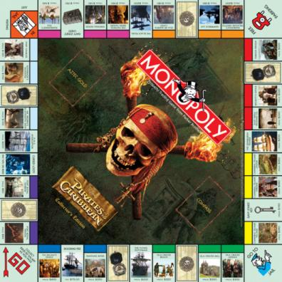 File:Monopoly Pirates Caribbean Collectors Edition board.jpg