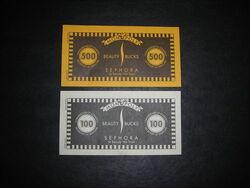 Monopoly Sephora Edition money