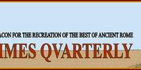 Roman Times Quarterly/QTR 1 2008