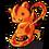 307 Fire Hamster BMK