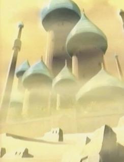 Gali's Palace