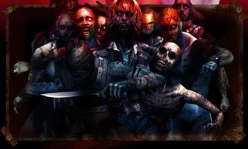The House of the Dead Zombies
