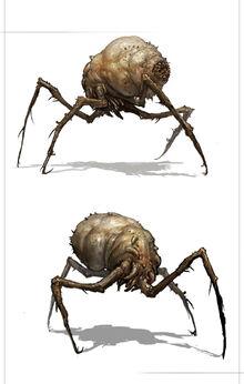 Swarm necromorph