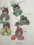 Ivy's Forms pt 2