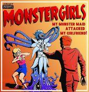 Shoggoth-my monster maid
