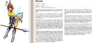 Hornet Book Profile