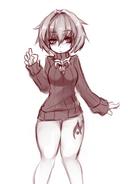 Lich sweater