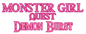 The monster girl quest demon burst logo by kingasylus91-d7txex2