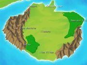 Treasure Cave Location on Map