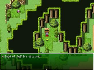 SeedofAgility Forest of the Spirits