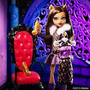 Diorama - Clawdeen's Scaris outfit