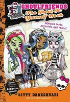 Book - Ghoulfriends The Ghoul-It-Yourself Book cover