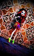 Diorama - Skelita's posing