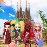 Diorama - meet-up in Spain
