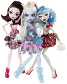 Doll stockphotography - Dot Dead Gorgeous 3-pack