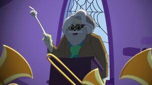 Gloomsday - music teacher