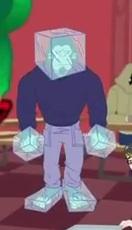 Iceblockgorilla