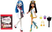 Doll stockphotography - Classroom Cleo and Ghoulia