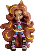Vinyl figure stockphotography - School's Out Clawdeen