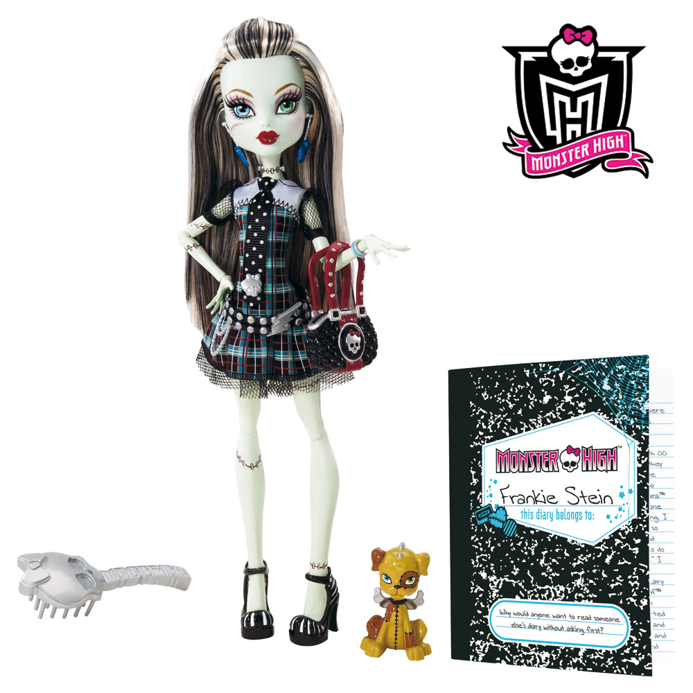 Frankie Stein  Monster High Wiki  FANDOM powered by Wikia