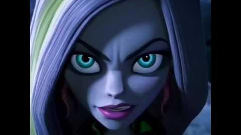 Welcome to Monster High - Moanica D' Kay's Cemetery