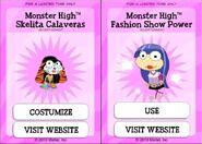 Poptropica - Scaris fashion show reward