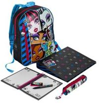 Back Pack and Stationery Set
