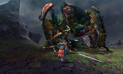 MH4-Seltas Queen and Seltas Screenshot 005