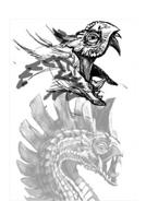 MH4U-Najarala Concept Art 005