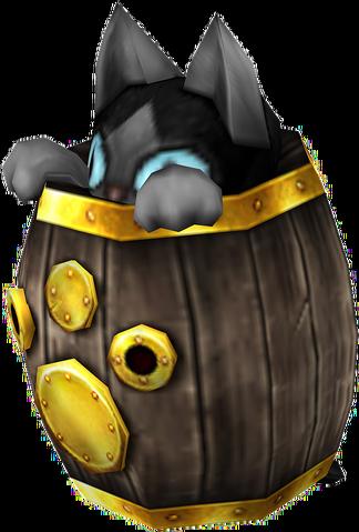 File:FrontierGen-Taruneko Gold Helm (Both) (Female) Render 2.png