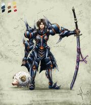 My fav armour the akantor