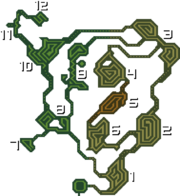 MH1-Forest and Hills Map