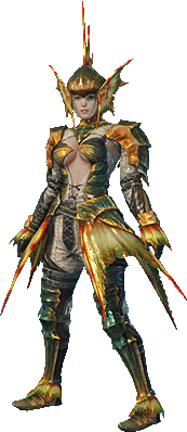 File:MHO-Plesioth Armor (Blademaster) (Female) Render 001.png