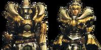 Diablos Armor (Gunner)(MH3)